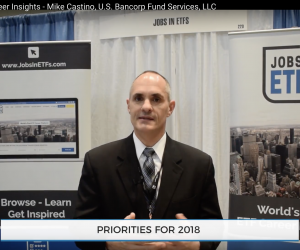 Career Insights – Mike Castino @ U.S. Bancorp Fund Services, LLC
