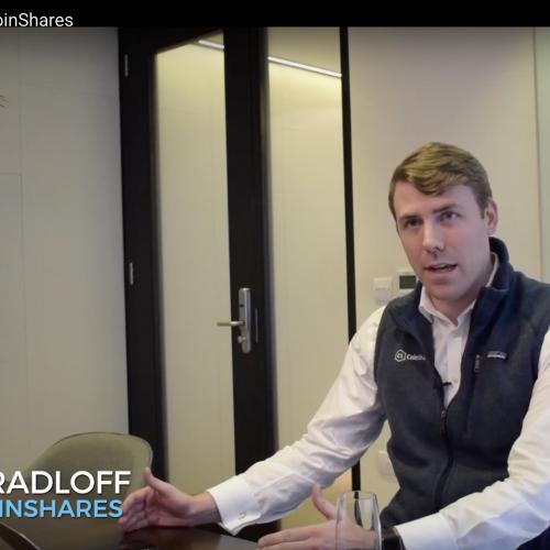 Career Insights – Ryan Radloff @ CoinShares