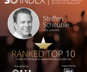 Steffen Scheuble of Solactive