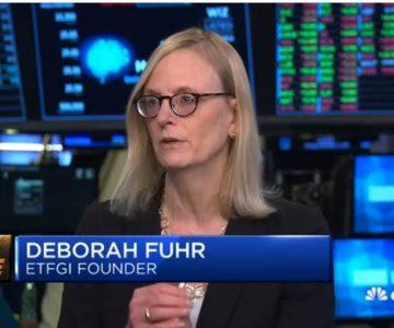 ETF Stars – Deborah Fuhr, Managing Partner, Founder @ ETFGI